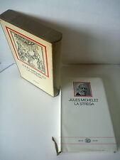 Libro magia, Jules Michelet, LA STREGA, Einaudi Millenni 1971