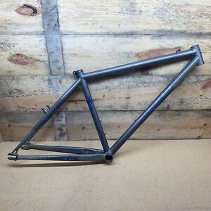 Vintage 90's Specialized S-Works Mountain Bike Frame, Steel, Fixie, Single Speed