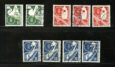 Germany #699 (2), #700 (3), #701 (4) (GE369) Train & Signal, U,FVF,CV$131.25