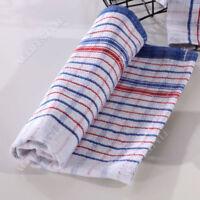 Cotton Kitchen Red Tea Towels Dish Cloths Towel PolyCotton Teatowels Glass Cloth