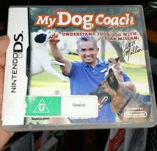 My Dog Coach Nintendo DS  (NDS) 💜💜💜 FREE POST