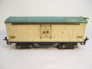 Lionel 514 Refrigerator Car Early No R on Plates Standard Gauge X4642
