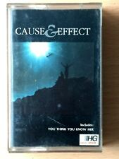 CAUSE & EFFECT PHILIPPINES Cassette Tape