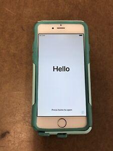 Apple iPhone 6 UNLOCKED ATT A1549 SILVER bundle GREAT CONDITION