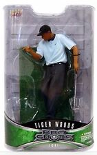 "Tiger Woods Upper Deck Pro Shots Figure Series 1 ""Tiger II"" Nu in Box Great GIFT"
