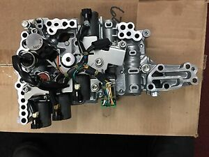 2013-2017 Nissan NV,Altima,Roque, Sentra Transmission Valve Body