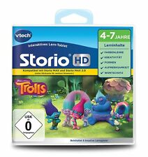 >> VTech 80-271004 - Storio Max-Lernspiel Trolls HD >>