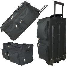 XXL Reisetasche 128L Jumbo Trolley Sporttasche 3 Rollen Trolly Koffer Tasche