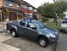 Isuzu D-Max Double Cab Pick-Up Truck - Rare Utility Spec/+Extras/Low Mileage/FSH