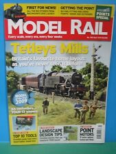 MODEL RAIL No 142 APRIL 2010 > TETLEYS MILLS ~ POINT MOTORS TOPIC > SEE PHOTO'S