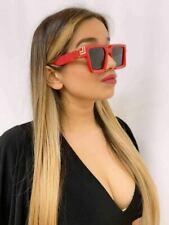 Billionaire Sunglasses Men Women Style Oversized Square Designer FlatTop Eyewear
