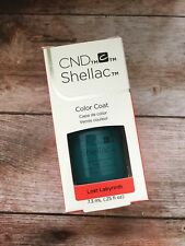 CND Shellac Lost Labyrinth 100% Original Made in USA Kit Set Top