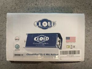 Cloud Microphones Cloudlifter CL-1 Activator Microphone Preamp
