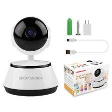 Wireless HD Pan/Tilt IP Security Camera Network CCTV Night Vision WiFi Webcam*