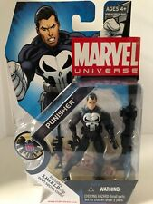 "2009 HASBRO MARVEL UNIVERSE Punisher 020, 3  3/4"" FIGURE MOC"