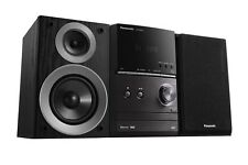 Panasonic SC-PM602EB-K DAB+ CD Micro Hi-Fi Système USB Playback Bluetooth Noir