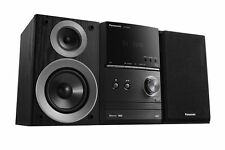 Panasonic SC-PM602EB-K DAB+ CD Micro Hi-Fi System USB Playback Bluetooth Black