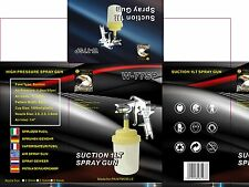 2k Paint Father Day Special Spray Gun Suction /Cup W-77S 3.0mm $49.95ea Pick Up