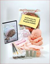 SECRIST CoUrSe #2 ReBoRniNg KiT StArTeR KiT ~ REBORN DOLL SUPPLIES