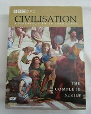 Kenneth Clark, Civilisation: The Complete Series 1969 DVD