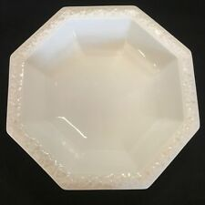 "Rosenthal Maria White 10-1/2"" Octagonal Vegetable Bowl"