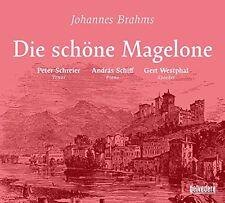 Peter Schreier - Brahms Die Schöne Magelone [CD]