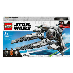 LEGO Star Wars TIE Interceptor – Allianz-Pilot - 75242 NEU&OVP
