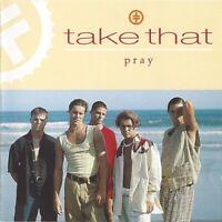 CD SINGLE Take That – Pray UK 1993 SEALED ROBBIE WILLIAMS GARY BARLOW