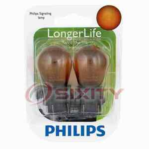 Philips Front Turn Signal Light Bulb for Jeep Compass Liberty Patriot yr
