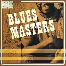Blues Masters [Immergent] [Remaster] by Various Artists (CD, Oct-2006, Immergent