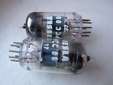 PCC88 TESLA 7DJ8 TUBE VALVES  NEW 2 PCS