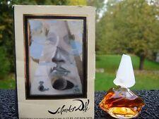 Ancienne Miniature SALVADOR DALI - PDT  5 ml - Plein - Boîte - Perfume Mini