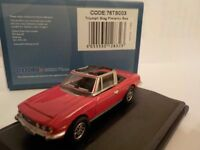 Triumph Stag, Red, Model Cars, Oxford Diecast