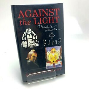 Kenneth Grant | Against The Light | 1st UK Edition | RARE Occult | A. Crowley