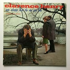 CLARENCE HENRY You Always Hurt The One You Love Argo LP 4009 NM/EX coh Degritter