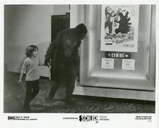 SCHLOCK IN MOVIE THEATRE LOBBY KING KONG VS GODZILLA POSTER 1973 MOVIE PHOTO