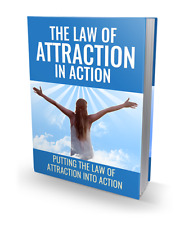 The Law Of Attraction eBook Pdf With Mster Resell Rights