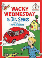 Wacky Wednesday (Beginner Books) (Beginner Series), Seuss, Dr., Good Book
