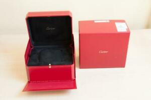 Genuine Cartier Inner & Outer Watch Box for Current Models - AD Stock CO000462