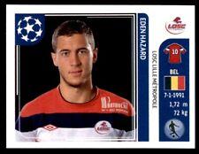 Panini Liga de Campeones 2011-2012 - Eden Hazard LOSC Lille Metropole no. 121