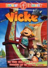 DVD Schweden : Wickie auf SCHWEDISCH, Vicke Viking, NEU, isländisch