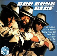 (CD) Bad Boys Blue -Super 20 -You're A Woman, Pretty Young Girl, Hungry For Love