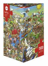 Heye 29890 Prades History River 1500pc Jigsaw Puzzles