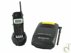 Inter-tel / Mitel INT4000 Digital Cordless Phone ~ Stock# 900.0367 ~ NEW