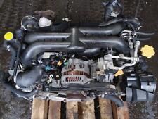 SUBARU IMPREZA WRX EJ25 2.5 TURBO ENGINE 2008-2012 #2