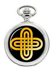 King Solomon's Cross Pocket Watch