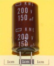 Nippon Chemi-Con KME Radial Electrolytic Capacitor 150µF 200V 105°C