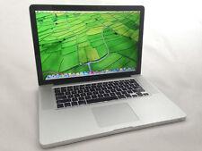 "Apple MacBook Pro 15"" Laptop 2.0GHz Quad Core i7 / 16GB Mem 1TB SSHD / Warranty"