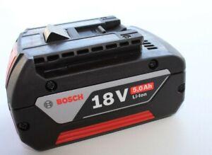 Bosch Akku GBA 18 Volt / 5,0 Ah M-C Professional