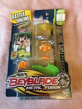 BEYBLADE 2010 METAL FUSION FLAME SAGITTARIO BB35 CH145S NEW SEALED